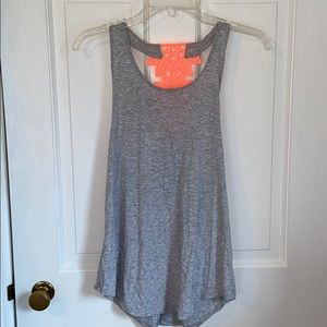 Aerie Sunflower Lace Tank